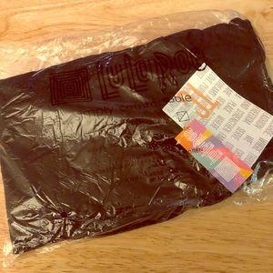 LuLaRoe Pants - Brand New w/ Tags Lularoe TC Black Leggings
